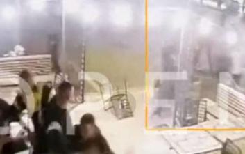Νέα Φιλαδέλφεια: Βίντεο ντοκουμέντο από τη σύγκρουση χούλιγκαν και αστυνομικών
