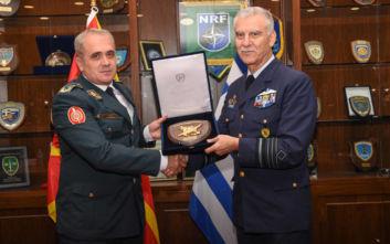 Η Πολεμική Αεροπορία αναλαμβάνει επισήμως την αστυνόμευση του εναέριου χώρου των Σκοπίων