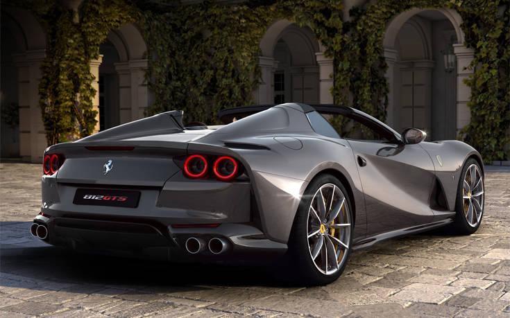 Η Ferrari επιστρέφει στα κάμπριο με το δυνατότερο της αγοράς