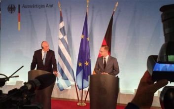 Χάικο Μάας: Μεγάλος σεβασμός για την Ελλάδα στο μεταναστευτικό