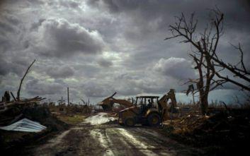 Μπαχάμες: Η τροπική καταιγίδα Ουμπέρτο δοκιμάζει ξανά τη χώρα