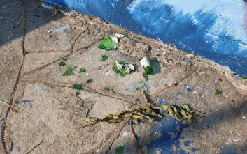 Θεσσαλονίκη: Βάνδαλοι προκάλεσαν φθορές σε νηπιαγωγείο