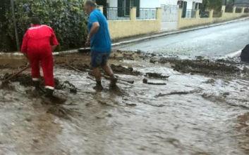 Πνίγηκε στη λάσπη χωριό της Κεφαλονιάς