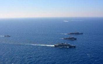 Γαλλική εμπλοκή νότια της Κρήτης απέναντι στις τουρκικές προκλήσεις