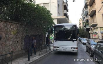 Νέα επιχείρηση της ΕΛ.ΑΣ. στο κέντρο της Αθήνας