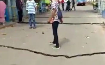 Ένας νεκρός από τον σεισμό στην Ινδονησία