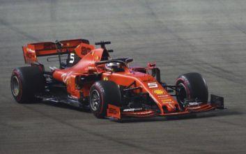 GP Σιγκαπούρης: Νικητής ο Φέτελ, μετά από 22 αγώνες