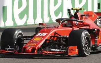 Formula 1: Ο Λεκλέρ άντεξε και κέρδισε στην Ιταλία