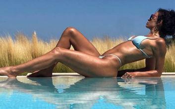 Το σέξι καλοκαίρι της Ελένης Φουρέιρα