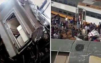 Εκτροχιασμός τρένου στο Κονγκό με 15 νεκρούς