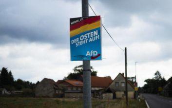 Δεύτερο κόμμα με εντυπωσιακή άνοδο η AfD στη Γερμανία