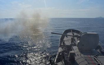 Άσκηση του Πολεμικού Ναυτικού σε Σαρωνικό και Μυρτώο πέλαγος