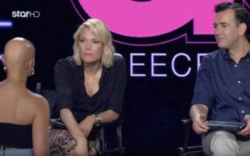Η ιστορία διαγωνιζόμενης του Greece Next Top Model και η συγκίνηση της Καγιά