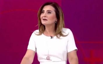Σεισμός στην Κωνσταντινούπολη: Η απίστευτη ψυχραιμία παρουσιάστριας