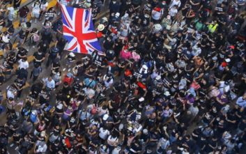 Οι διαδηλωτές στο Χονγκ Κονγκ ζητούν από το Λονδίνο να τους προστατεύσει