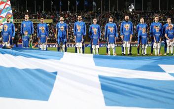 Τι τηλεθέαση έκανε ο αγώνας της Ελλάδας με τη Φινλανδία