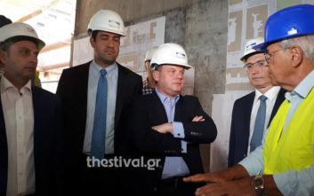 Κ. Καραμανλής: Εμείς δεν θα εγκαινιάσουμε μουσαμάδες, θα εγκαινιάσουμε μετρό