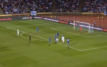 H Ιταλία νίκησε τη Φιλανδία με 2-1