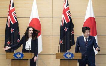 Η γκάφα της Νεοζηλανδής πρωθυπουργού που μπέρδεψε την Κίνα με την Ιαπωνία