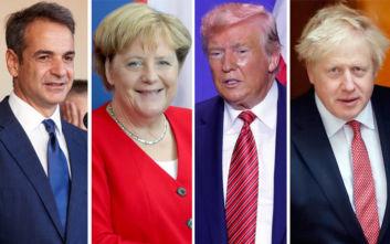 Τι σπουδές έχουν κάνει οι ηγέτες του κόσμου