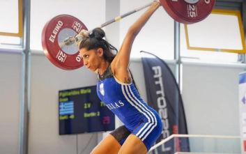 Τέσσερα μετάλλια για την Ελλάδα σε διεθνές τουρνουά άρσης βαρών στη Γερμανία
