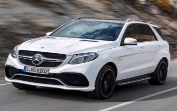 Ανακαλούνται Mercedes-Benz GLE, GLS και E