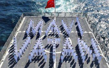 Πολεμικό σκηνικό σε Αιγαίο και Ανατολική Μεσόγειο στήνει η Τουρκία