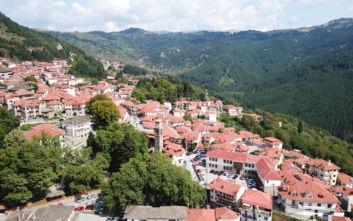 Η αναλλοίωτη γοητεία του Μετσόβου