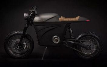 Η μοτοσικλέτα που τα δίνει όλα στο στιλ