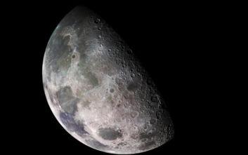 Παράξενο ζελέ βρέθηκε στη Σελήνη