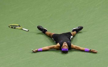 Τένις: Νικητής του US Open ο Ναδάλ