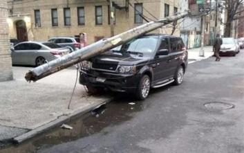 Αρκετά ασυνήθιστα τροχαία ατυχήματα