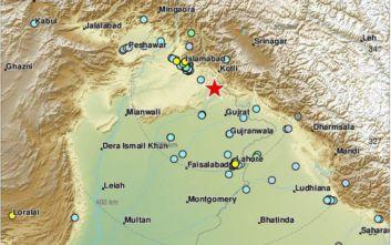 Σεισμός τώρα στο Πακιστάν