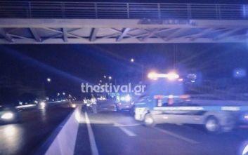 Νεκρός νεαρός που παρασύρθηκε από αυτοκίνητο στη Θεσσαλονίκη