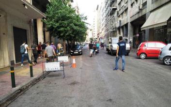 Αστυνομική επιχείρηση στο κέντρο της Αθήνας με 7 συλλήψεις για ναρκωτικά