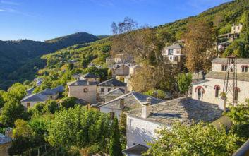 Το πανέμορφο αρχοντικό χωριό στο κεντρικό Πήλιο
