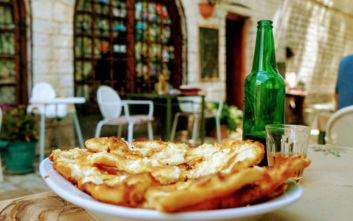 Η παραδοσιακή πίτα αφορμή για ταξίδι στα Ζαγοροχώρια