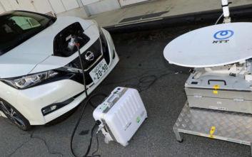 Η πρόταση της Nissan για εξοικονόμηση ενέργειας και μείωση των ρύπων