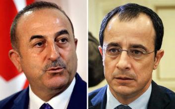 Τι κρύβεται πίσω από τη «τυχαία» συνάντηση των υπουργών Εξωτερικών Κύπρου - Τουρκίας