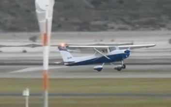 Τρόμος σε πτήση όταν ο πιλότος λιποθύμησε