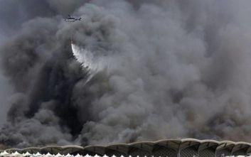 Σαουδική Αραβία: Πέντε τραυματίες από φωτιά σε σιδηροδρομικό σταθμό στη Τζέντα