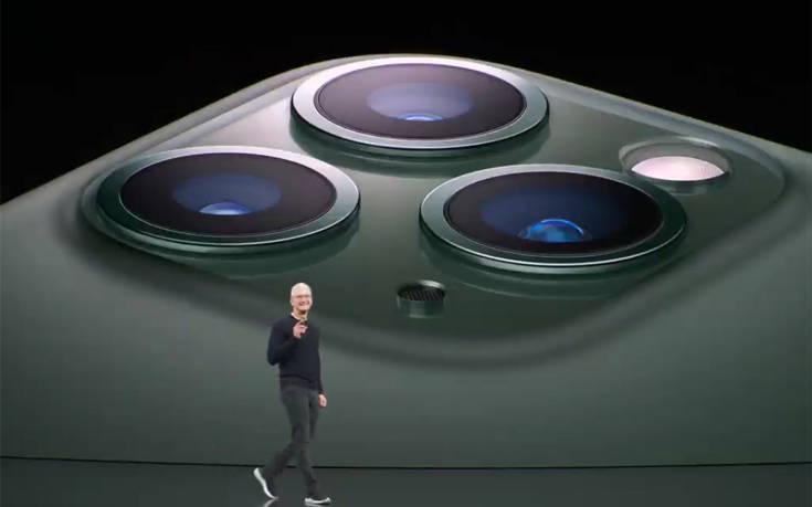 Αυτά είναι τα νέα iPhones 54