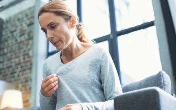Πώς θα καταλάβετε αν μπαίνετε σε φάση εμμηνόπαυσης