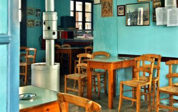 Το παλαιότερο εν λειτουργία καφενείο στην Ελλάδα βρίσκεται στο Πήλιο