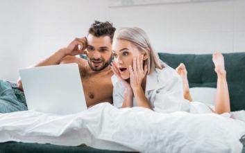 Πώς ανταποκρίνεται ο εγκέφαλος αντρών και γυναικών στα σεξουαλικά ερεθίσματα