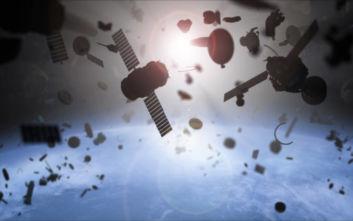 Νέο σύστημα βρίσκει γρήγορα τα συντρίμμια στο διάστημα