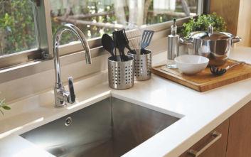 Τρία σημεία της κουζίνας που είναι γεμάτα μικρόβια