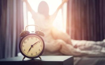 Υπάρχει λόγος που κάποιοι τα καταφέρνουν με λιγότερο ύπνο από τους άλλους