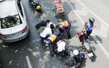 Δύο νεκροί σε τροχαίο δυστύχημα στην Ορμύλια Χαλκιδικής