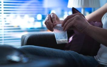 Να τι κάνει στον εγκέφαλο η χρόνια χρήση κοκαΐνης